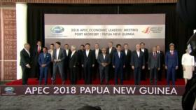 APEC termina sin acuerdo. Caso de Brexit. Submarino ARA San Juan