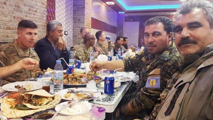 Encuentro de militares de EEUU y milicianos de YPG enoja a Turquía