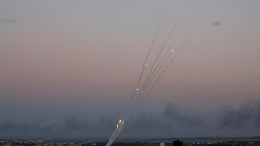Informe: HAMAS ya posee misiles que cambian reglas del juego