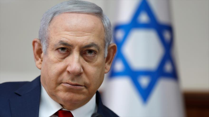 """Netanyahu reta a ONU: """"Israel se quedará siempre en altos del Golán"""""""