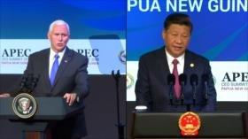 Fin de la cumbre de APEC sin comunicado conjunto de los miembros