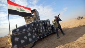 Irak abate a decenas de terroristas de Daesh en feroces ofensivas
