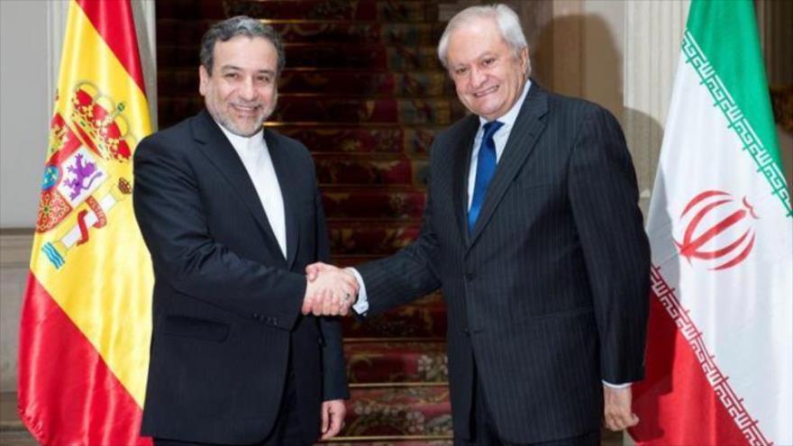 España defiende acuerdo nuclear iraní ante presiones de EEUU
