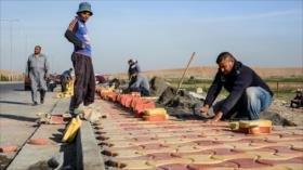 Reconstruyen Mosul, ciudad que ha sobrevivido al terrorismo