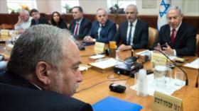 Netanyahu ocupa el puesto de Lieberman por la seguridad de Israel