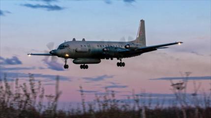 Vídeo: Aviones rusos sobrevuelan posiciones terroristas en Idlib