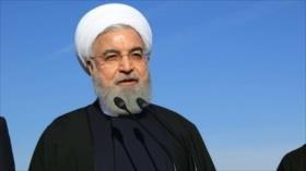 Rohani: EEUU fracasó en sus políticas contra Irán