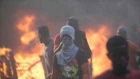 Protestas anticorrupción dejan 6 muertos y 20 heridos en Haití