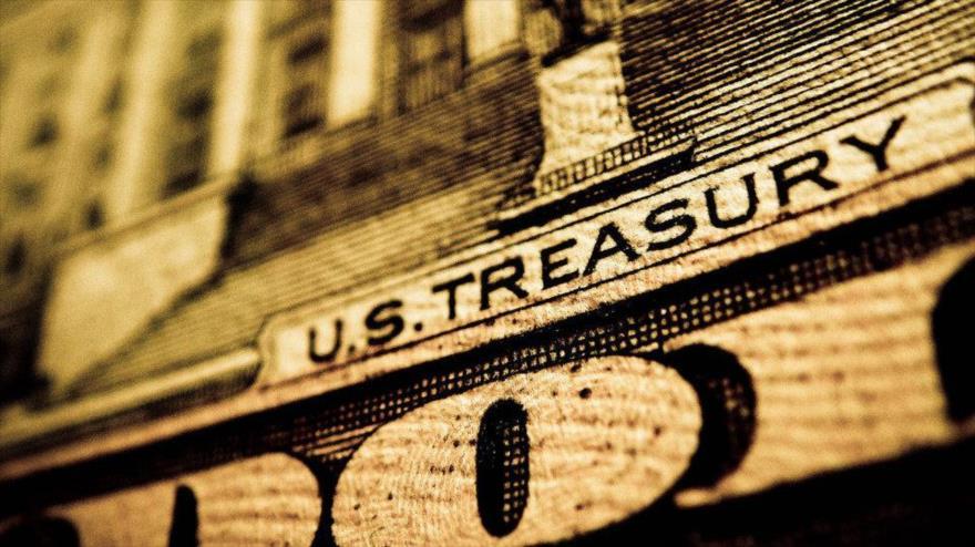 China reduce al mínimo el volumen de sus inversiones en bonos del Tesoro de Estados Unidos.