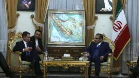 Irán llama a la UE a resistir ante pretensiones excesivas de EEUU