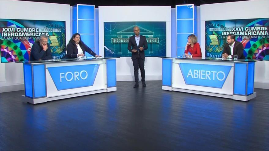 Foro Abierto; Cumbre Iberoamericana: ¿inclusión versus aislacionismo?