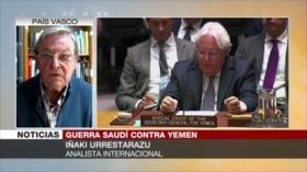 Urrestarazu: Resistencia yemení ha forzado a Riad a dialogar
