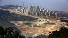 ONG: Israel edifica un circuito ilegal en la ocupada Cisjordania