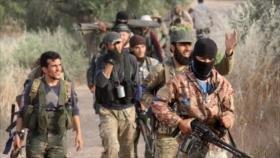'EEUU entrena a grupos terroristas en Siria en base de Al-Tanf'
