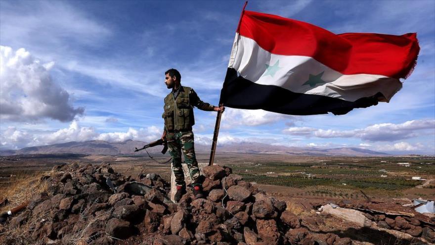 Ejército sirio libera 380 km cuadrados del sur, último bastión de Daesh