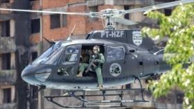 Paraguay extradita al líder criminal de Comando Vermelho a Brasil