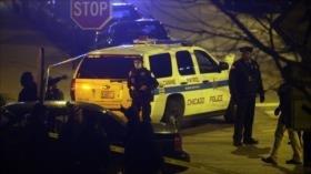 Al menos 4 personas en estado crítico en un tiroteo en Chicago