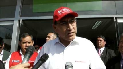 Vizcarra informará a Uruguay sobre caso García y su pedido asilo