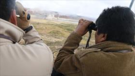 Ejército de Bolivia desvela su sistema de misiles tierra-tierra