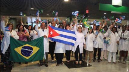 Futuro vicepresidente de Brasil: hay espía entre médicos cubanos