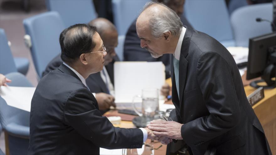 """Siria: Occidente usa a ONU para justificar su """"agresión militar"""""""