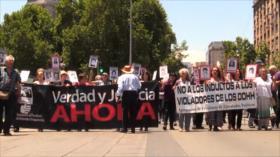 Se intensifican las protestas en Chile por muerte de un mapuche