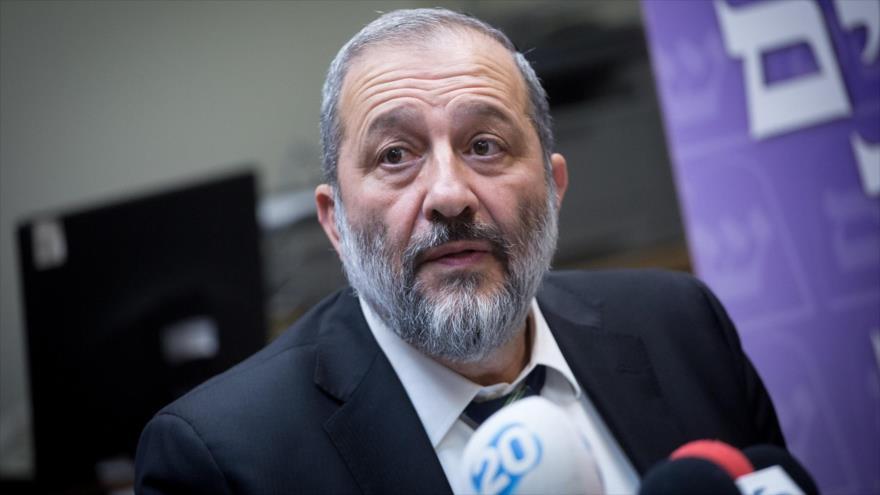 Polic A Israel Busca Inculpar Al Ministro Del Interior