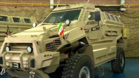 Irán arranca la línea de producción del blindado 'Tufan'