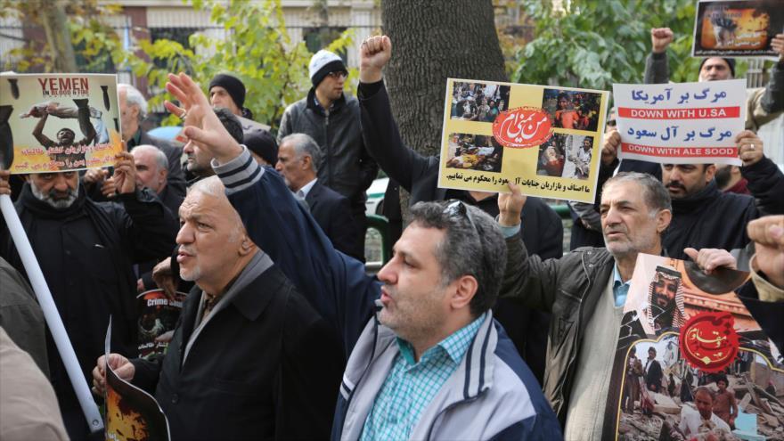 Iraníes piden a la ONU 'reacción rápida' ante agresión saudí a Yemen