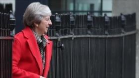 Aliados norirlandeses advierten a May sobre el acuerdo del Brexit
