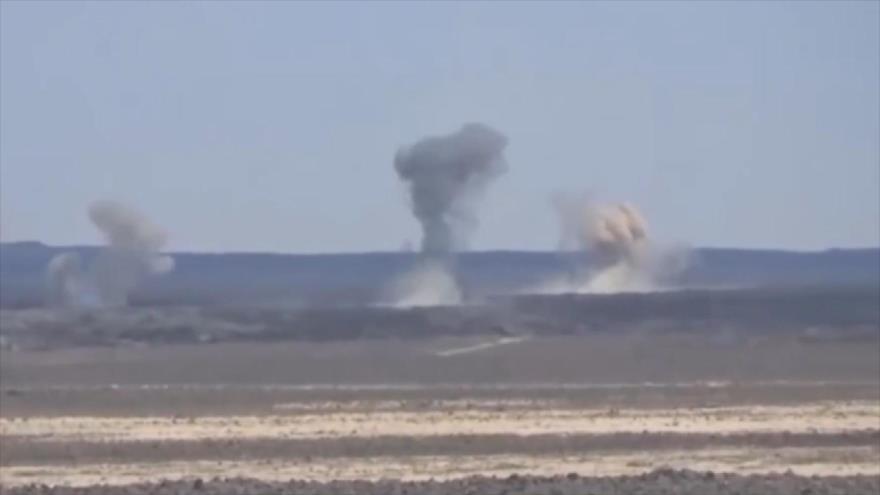 Ejército sirio libera el sur del país de Daesh