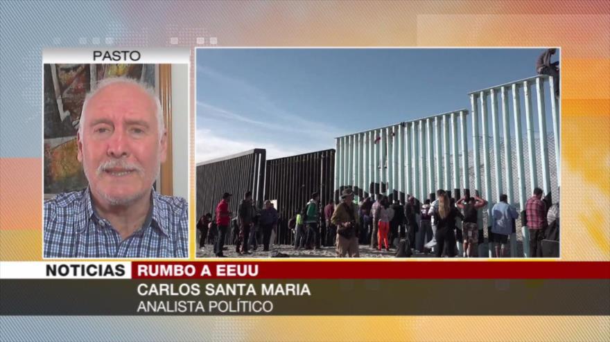 Santa María: Libertad de migrantes está por encima de todo