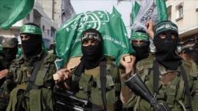 HAMAS: Resistencia palestina persigue el fin del régimen de Israel