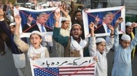 EEUU congela otros 1660 millones de dólares de ayuda a Paquistán
