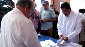 Partidos de Nicaragua se inscriben para comicios regionales 2019
