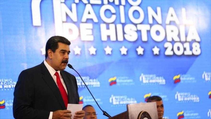 Maduro: En EEUU gobierna una supremacía racista que odia al mundo