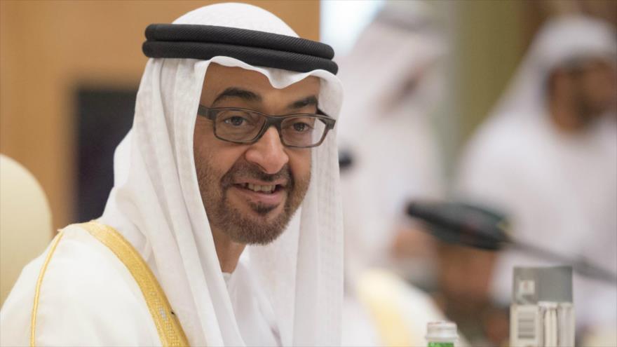 Demandan al príncipe heredero emiratí por crímenes de guerra en Yemen