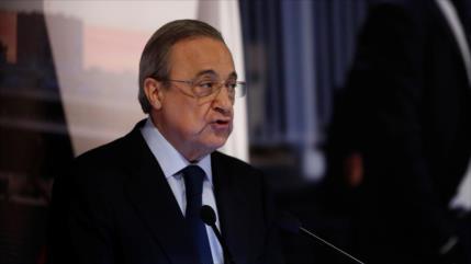 Acusan a presidente de Real Madrid de manipular Balón de Oro 2018