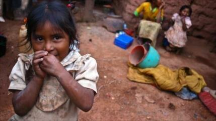 Pobreza afecta a 59 millones de aldeanos en Latinoamérica y Caribe