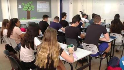 Escuela israelí prepara a los estudiantes para espiar a Irán