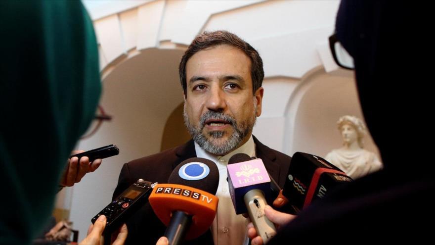 Irán y Europa impulsan nuevas iniciativas para desafiar sanciones de EEUU