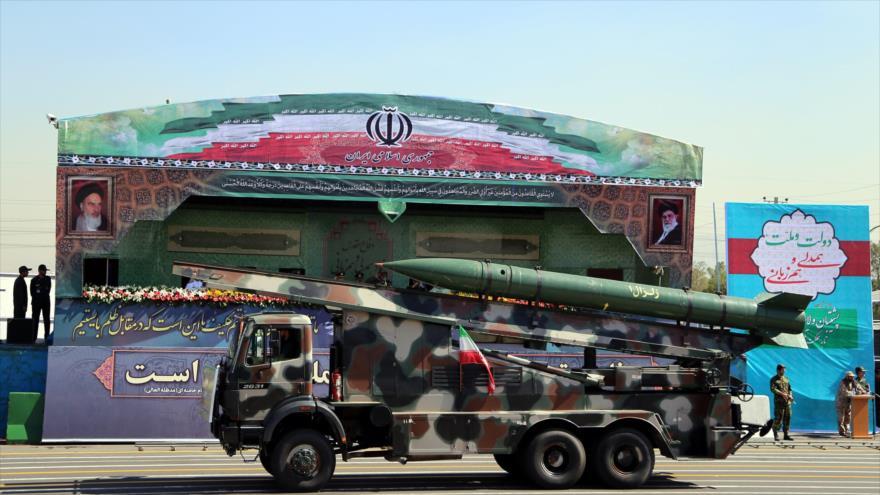 'Bases y portaviones de EEUU están al alcance de misiles iraníes'