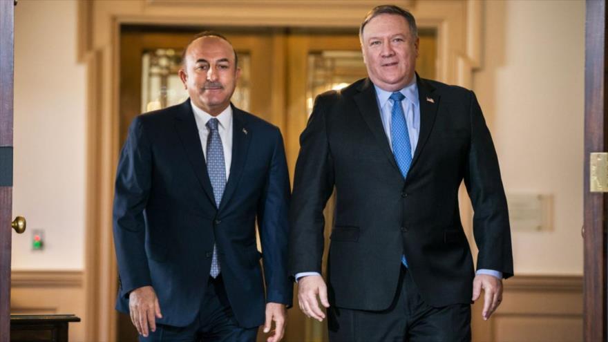 Turquía rechaza ultimátum de EEUU sobre compra de petróleo iraní