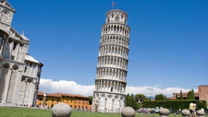 foto de ¡La torre de Pisa se está poniendo derecha : Se inclina 4