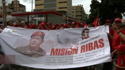 Presidente Maduro llama a los estudiantes a defender la revolución