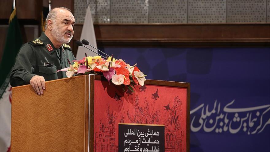 Irán: EEUU y sus socios no son capaces de dominar a musulmanes