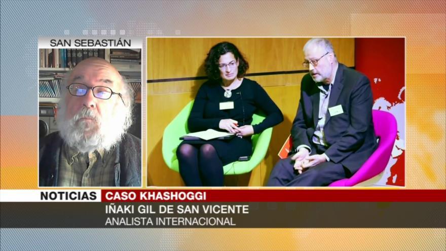 Iñaki Gil: EEUU sacrificará a su peón saudí por caso Khashoggi