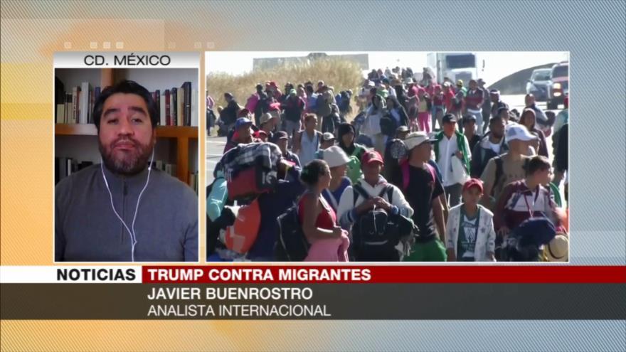 Buenrostro: Uso de fuerza letal en frontera es inaplicable para EEUU