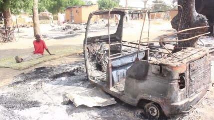 Ataque armado a empresa minera francesa en Níger deja 8 muertos