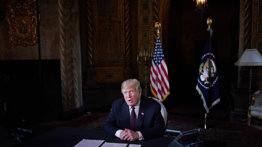 Trump amenaza con cerrar toda frontera con México